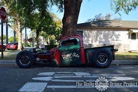 street spot rat rod truck the daily driver project