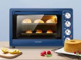 Lò nướng Ukoeo 32L phiên bản quốc tế(English Version) Blue · Lò nướng UKOEO  Thương hiệu lò nướng hàng đầu thế giới