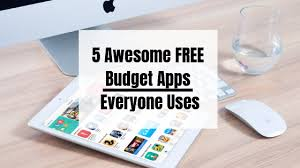 See Five Of The Best Budget Apps Around Richard T