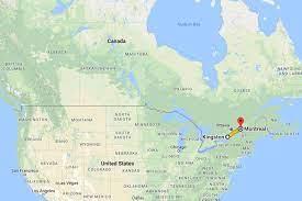 one week across canada by train