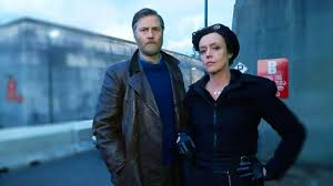 Image result for the city and the city bbc