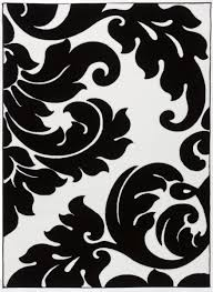 black and white rug patterns. Delightful Accessories For Home Decoration Using Black And White Rugs : Exciting Image Of Rug Patterns I