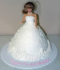 143 Here Comes The Bride Cake