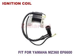popular yamaha generator parts buy cheap yamaha generator parts 2pcs yamaha mz360 ef6600 4 stroke engine ignition coil for generator pump tiller