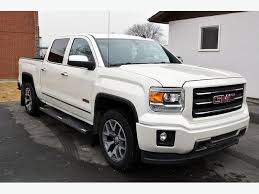 gmc trucks 2014 white. 2014 gmc sierra slt all terrain crew cab white diamond gmc trucks f