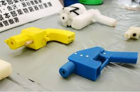 Made Printer Of Guns Suspicion Japan The Man 3-d Held Times Owning With On