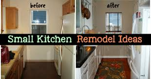 Kitchen Remodel Budget Small Kitchen Ideas On A Budget Before After Remodel