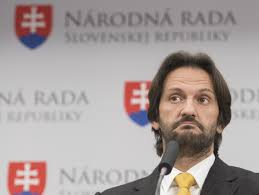 Ex Interior Minister Kaliňák Leaves Parliament Spectatorsmesk