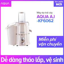 Giá Máy ép trái cây AQUA AJ-KF6062 ( Trắng) - Hàng phân phối chính hãng  Điện máy