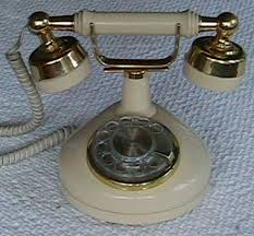my phone page this is my fifteenth vintage phone an ivory gold western electric celebrity desk phone which i purchased at a flea market for 20