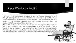 rear window rear window