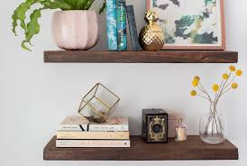 diy floating shelves how to build floating shelves