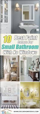 10 best paint colors for small windowless bathroom colors paints trends and best