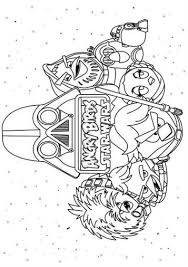 Kids N Funcom 7 Coloring Pages Of Angry Birds Star Wars