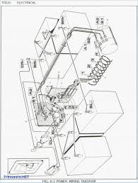 1989 ez go wiring diagram new