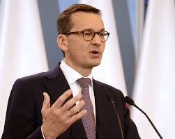 Morawiecki singled out the activist for rebuke after 50 ambassadors to poland and foreign representatives published an open letter of solidarity with lgbt people in poland. Mateusz Morawiecki Courthouse News Service