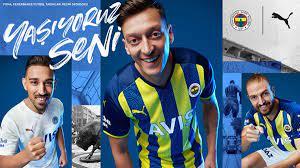 Son dakika haberi - Fenerbahçe'nin yeni resmi sponsoru PUMA, 2021/2022  sezonu formalarını tanıttı - Fenerbahçe - Spor Haberleri