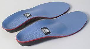 new balance inserts. new balance ultra arch support shoe inserts mens 8 - 9.5 / womens 10 o