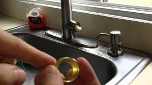 Removing Delta Kitchen Faucet Replace Kitchen Sink Faucet Washer House Decor