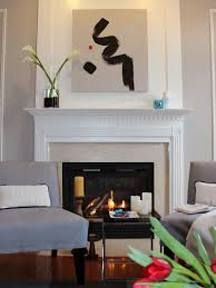 Living Room Fireplace Before And After Fireplace Makeovers Hgtv