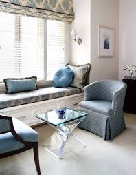 Classic Living Room Window Seating. Window seat ideas