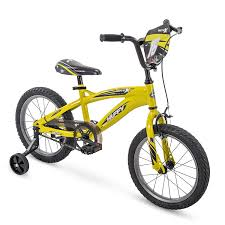 Details About 16 Huffy Motox Boys Bike Yellow