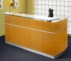 small office reception desk.  Reception Lovely Office Reception Furniture In Small Desk E