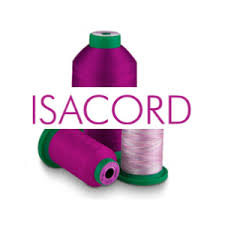 Isacord Thread Chart With Color Names Isacord 100 Polyester Embroidery Threads