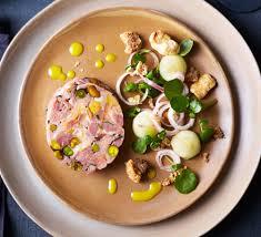 ham hock pistachio roll bbc good