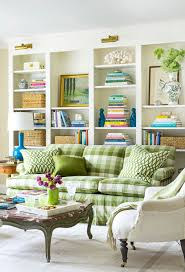 Blue And Green Living Room decorating with green 43 ideas for green rooms and home decor 8672 by xevi.us