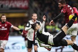 Cristiano Ronaldo bewahrt Juventus vor Niederlage in Coppa Italia gegen die  AC Mailand - DER SPIEGEL