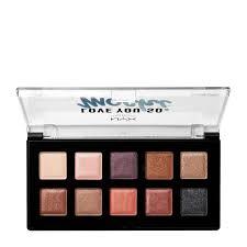 nyx professional makeup love you so mochi eyeshadow palette 13g