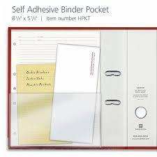 Adhesive Binder Spine Labels Awesome Half Page Self Adhesive Binder