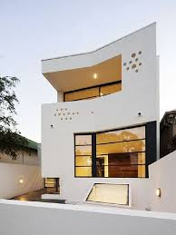 Architecture  Tips For Planning Small Contemporary Home Designs    Spectacular Small Contemporary Homes Unique Prahran House In Melbourne Australia
