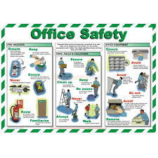 Poster The Office Office Safety Poster Office Posters Posters Workplace Uk