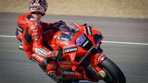 MotoGP | GP Spagna - Ducati show nella gara di Jerez: Miller vince davanti  a Bagnaia e Morbidelli