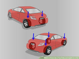 how to hook up a tow dolly and lights to a car pictures image titled hook up a tow dolly and lights to a car step 14