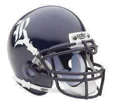 rice university football helmet.  University Throughout Rice University Football Helmet U
