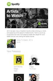 Spotify Newsletter Live Music Music