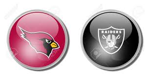 Cardinals Vs Raiders Stock Photo, Picture And Royalty Free Image. Image  32401901.