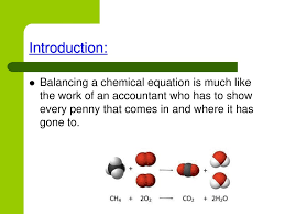 introduction 6 review chemical reaction