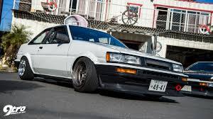 Toyota Corolla AE86 Levin - Legends Never Die - 9tro