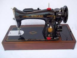 Singer Sewing Machine 1591