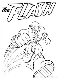 super heroes coloring pages dc superhero printable superheroes page marvel colorin