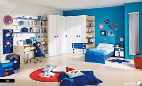 kids bedroom. Kids-bedroom-red-white-and-blue-scheme Kids Bedroom