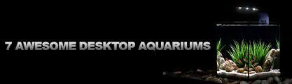 Office Aquariums Desktop Aquariums Office S