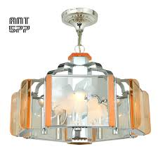mid century modern fredrick ramond brass lucite and etched glass ceiling chandelier light fixture