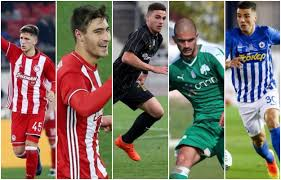 Top-5 Greatest Young Talents in the SuperLeague — AGONAsport.com