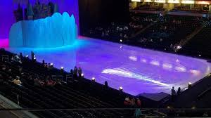 Disney On Ice Bankers Life Fieldhouse Seating Chart Bankers Life Fieldhouse Section 114 Row 4 Seat 8 Disney