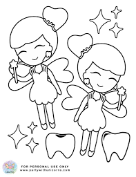 Search through 623,989 free printable colorings at getcolorings. Tooth Fairy Coloring Pages Free Download